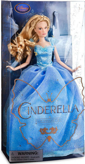 Disney Princess Film Collection Cinderella Exclusive 11-Inch Doll