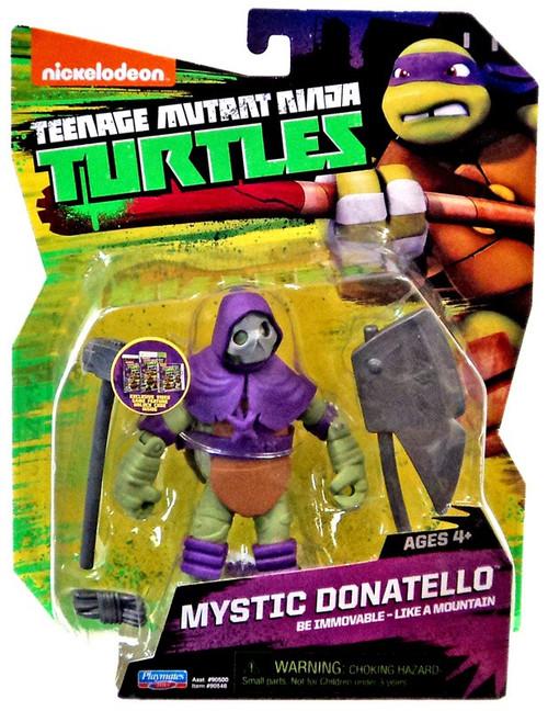 Teenage Mutant Ninja Turtles Nickelodeon Mystic Donatello Action Figure