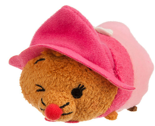 Disney Cinderella Tsum Tsum Perla Exclusive 3.5-Inch Mini Plush