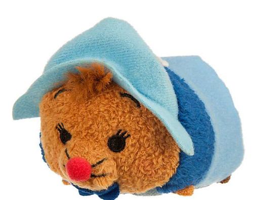 Disney Cinderella Tsum Tsum Suzy Exclusive 3.5-Inch Mini Plush