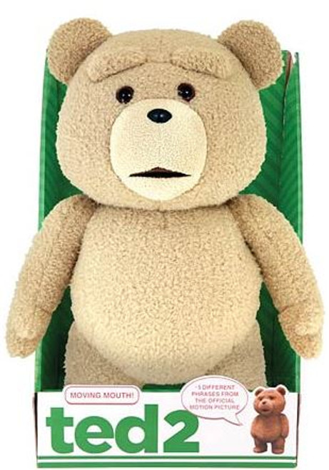 Ted 2 Ted 16-Inch Talking Plush [Explicit]