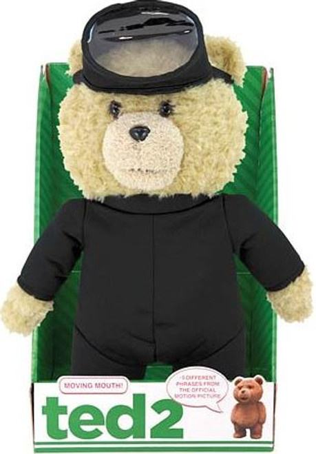 Ted 2 Ted in Scuba Gear 16-Inch Talking Plush [Explicit]