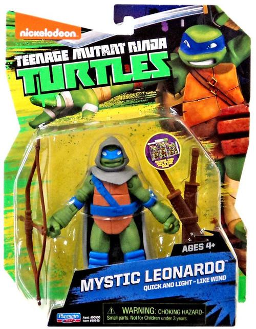 Teenage Mutant Ninja Turtles Nickelodeon Mystic Leonardo Action Figure