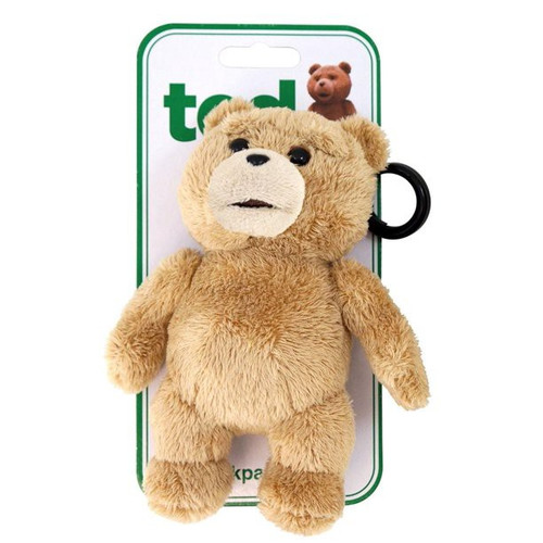 Ted 2 Ted Backpack Clip [With Sound, Explicit]