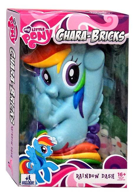 My Little Pony Chara-Bricks Rainbow Dash Exclusive Vinyl Figure