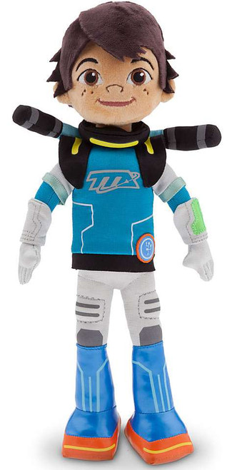 Miles From Tomorrowland Disney Junior Miles Exclusive 13.5-Inch Plush