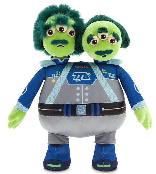 Miles From Tomorrowland Disney Junior Watson & Crick Exclusive 14-Inch Plush