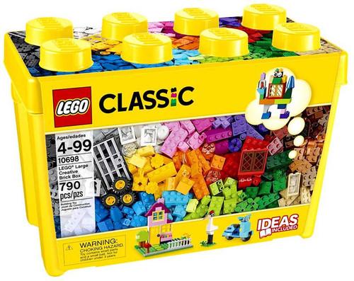 LEGO Classic Large Creative Brick Set #10698