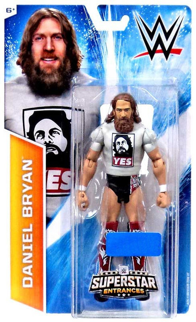 WWE Wrestling Superstar Entrances 2015 Daniel Bryan Exclusive Action Figure