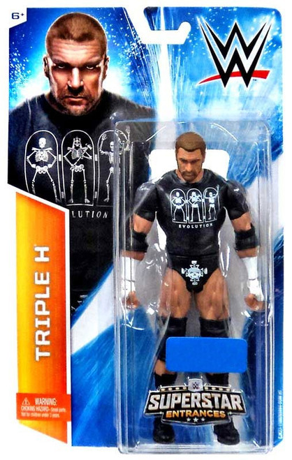 WWE Wrestling Superstar Entrances 2015 Triple H Exclusive Action Figure