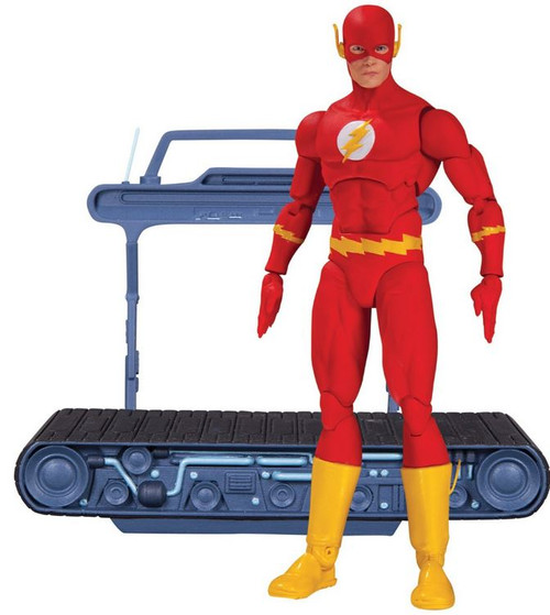 DC Icons The Flash Action Figure [Pre New 52]