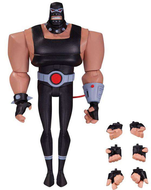 The Animated Series The New Batman Adventures Bane Action Figure