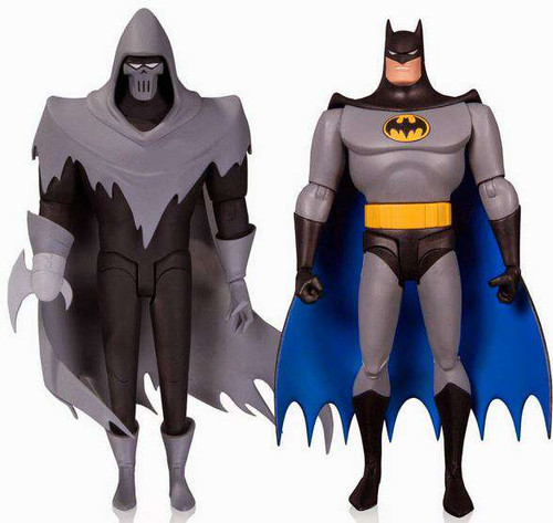 The Animated Series Mask of the Phantasm Batman & Phantasm Action Figure 2-Pack [Fits in Batmobile!]