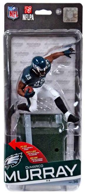 McFarlane Toys NFL Philadelphia Eagles Sports Picks Series 36 DeMarco Murray Action Figure