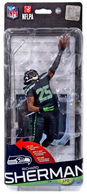 McFarlane Toys NFL Seattle Seahawks Sports Picks Series 36 Richard Sherman Action Figure