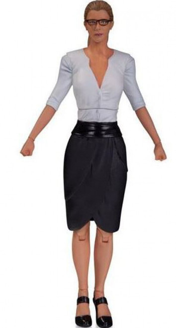 DC Arrow TV Felicity Smoak Action Figure