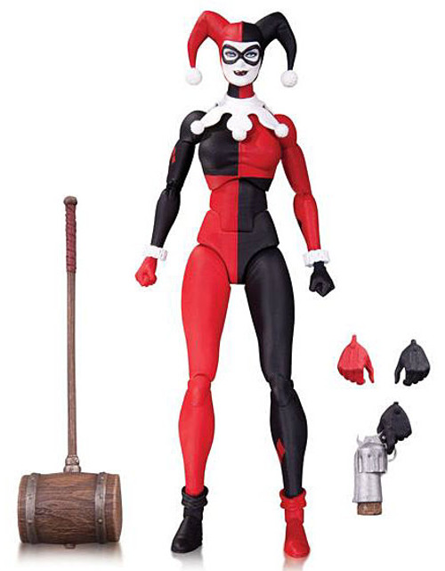 DC Icons Harley Quinn Action Figure