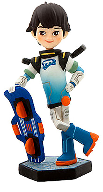 Miles From Tomorrowland Disney Junior Miles Exclusive 2-Inch PVC Figure [Loose]