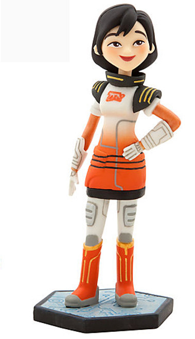 Miles From Tomorrowland Disney Junior Phoebe Exclusive 3-Inch PVC Figure [Loose]