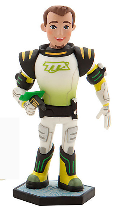 Miles From Tomorrowland Disney Junior Leo Exclusive 3-Inch PVC Figure [Loose]