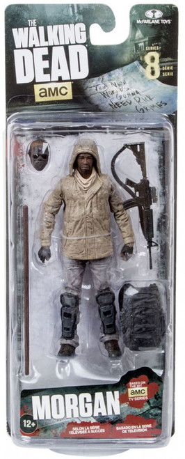 McFarlane Toys The Walking Dead AMC TV Series 8 Morgan Jones Action Figure