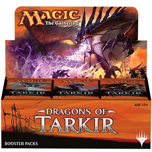 MtG Trading Card Game Dragons of Tarkir Booster Box [36 Packs]