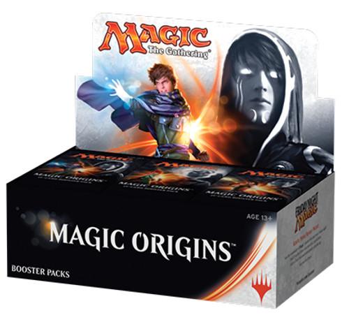 MtG Trading Card Game Magic Origins Booster Box [36 Packs]
