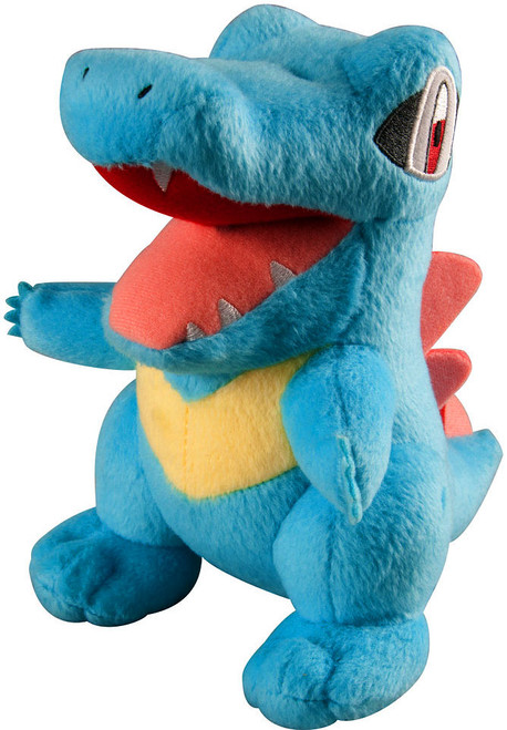 Pokemon TOMY Totodile 8-Inch Trainer's Choice Plush