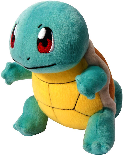 Pokemon XY Squirtle 8-Inch Plush