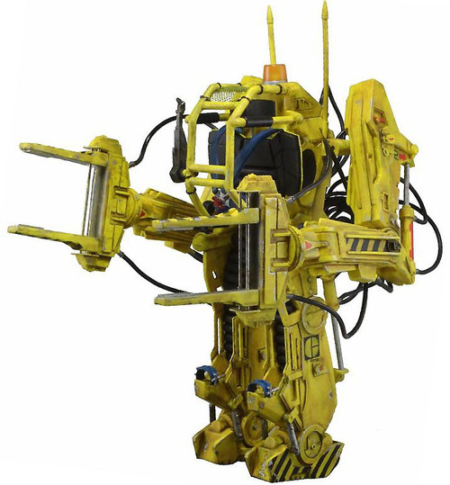 NECA Aliens Power Loader Action Figure Vehicle