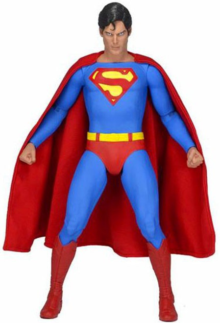 NECA DC Quarter Scale Superman Action Figure [Christopher Reeve]