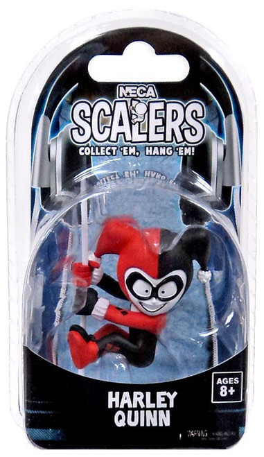 Batman NECA Scalers Harley Quinn 3.5-Inch Vinyl Figure