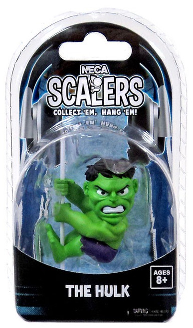 Marvel NECA Scalers Hulk 3.5-Inch Vinyl Figure