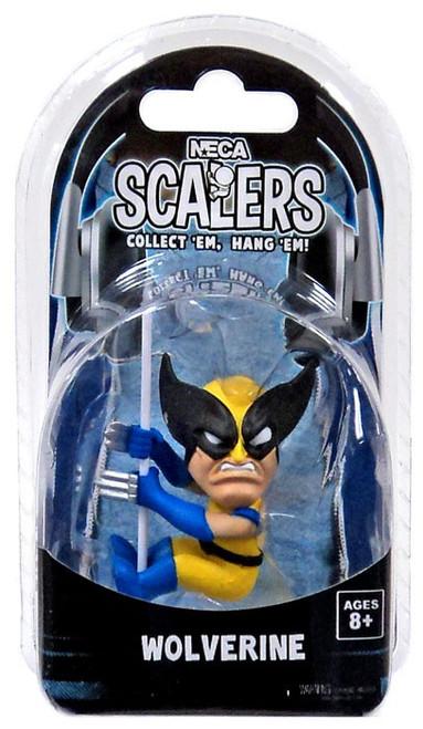 Marvel NECA Scalers Wolverine 2-Inch Vinyl Figure