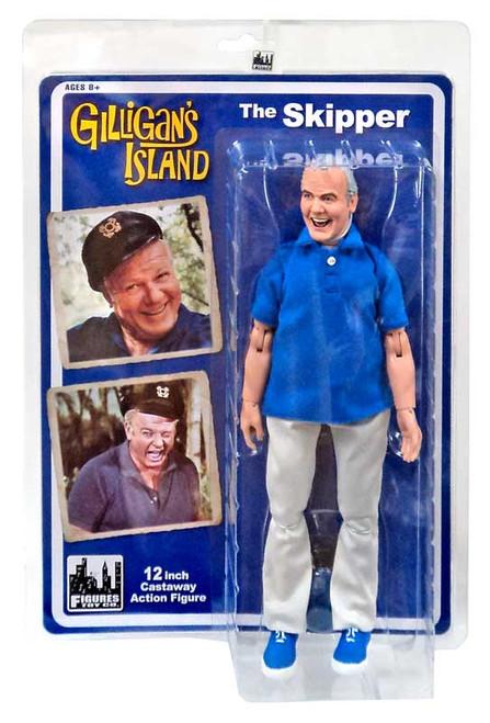 Gilligan's Island Series 1 The Skipper Action Figure