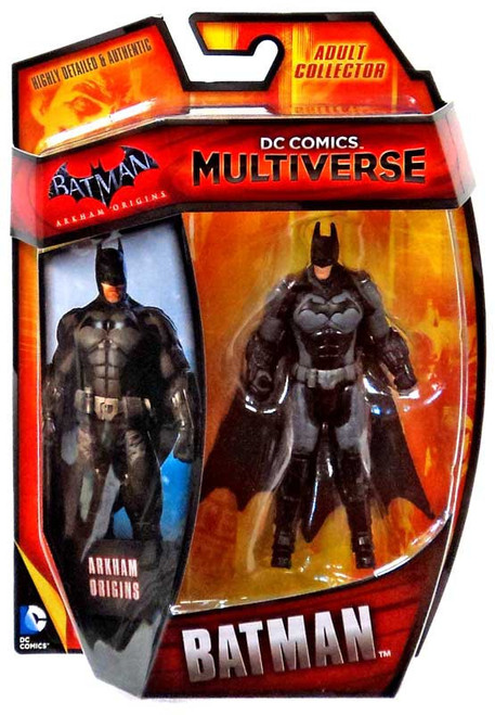 Arkham Origins DC Comics Multiverse Batman Action Figure [Arkham Origins]