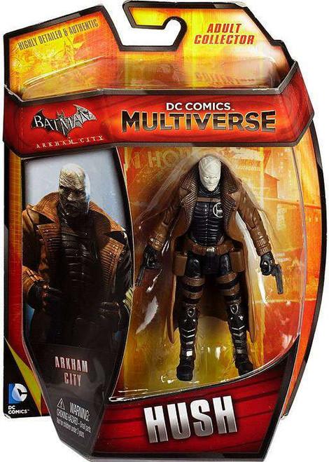 Batman Arkham City DC Comics Multiverse Hush Action Figure