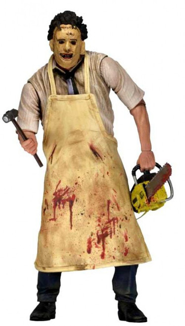NECA The Texas Chainsaw Massacre Leatherface Action Figure [Ultimate Version]