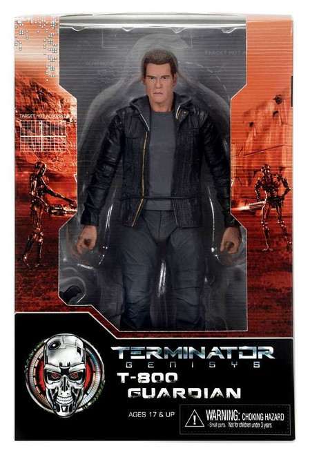 NECA Terminator Genisys Guardian T-800 Action Figure