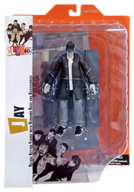 Clerks Jay Action Figure