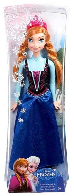 Disney Frozen Sparkle Princess Anna of Arendelle 11-Inch Doll [Version 2]
