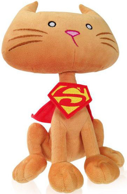 Superman Super Pets Streaky 5-Inch Plush