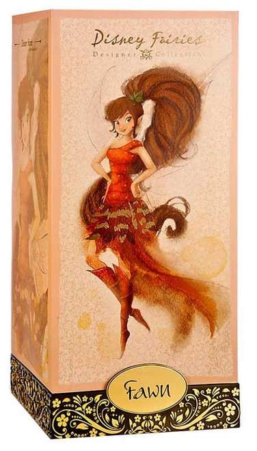 Disney Fairies Designer Collection Fawn 11.5-Inch Doll