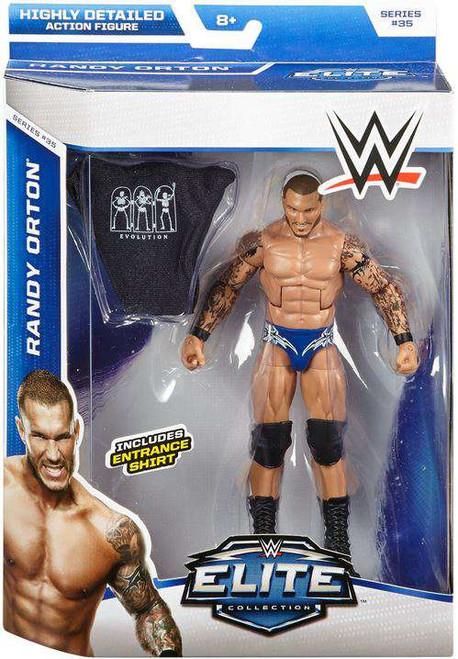 WWE Wrestling Elite Collection Series 35 Randy Orton Action Figure [Entrance Shirt]