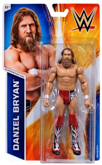 WWE Wrestling Series 50 Daniel Bryan Action Figure #31