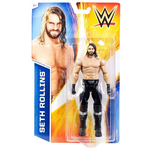 WWE Wrestling Series 50 Seth Rollins Action Figure #33