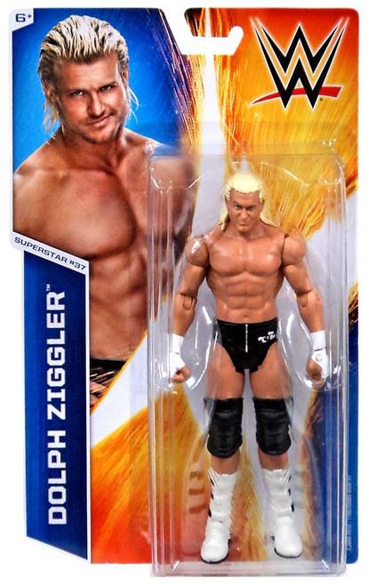 WWE Wrestling Series 51 Dolph Ziggler Action Figure #37