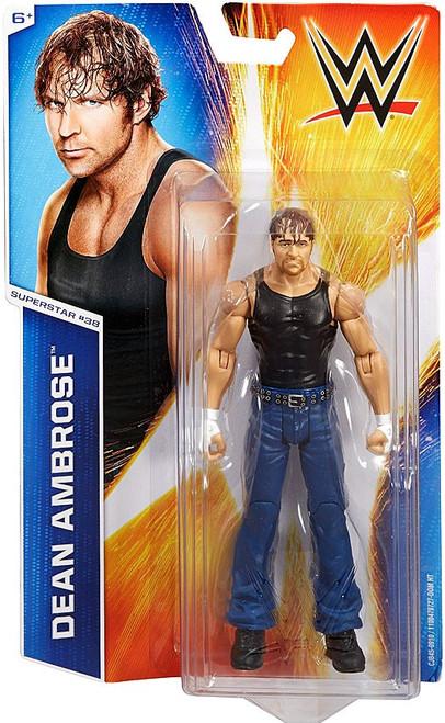 WWE Wrestling Series 51 Dean Ambrose Action Figure #38