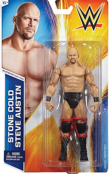 WWE Wrestling Series 51 Stone Cold Steve Austin Action Figure #41