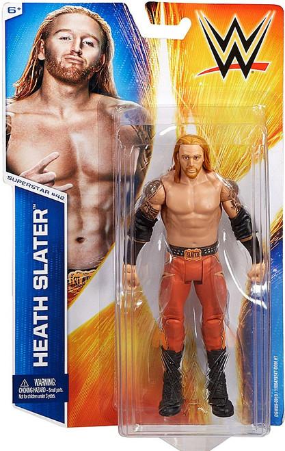 WWE Wrestling Series 51 Heath Slater Action Figure #42